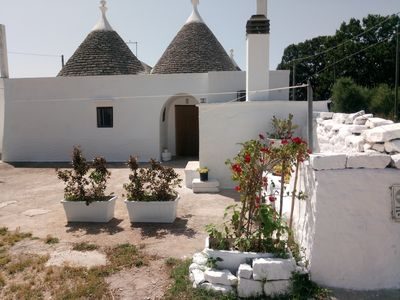 Photo for Trullo Itria valley from the 1800s