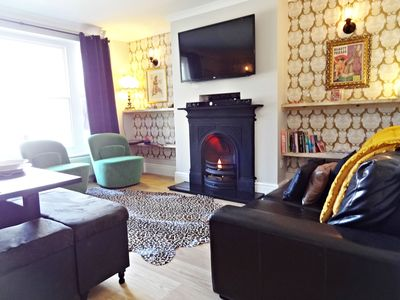 Photo for Pin Up Parlourama - Brighton Vintage House - Sleeps 18 - Close to Seafront