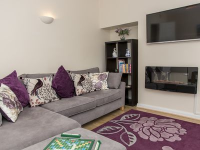 Photo for 2 Bedroom Apartment Sleeps 4. Spacious, Great Location for Tenby & Saundersfoot