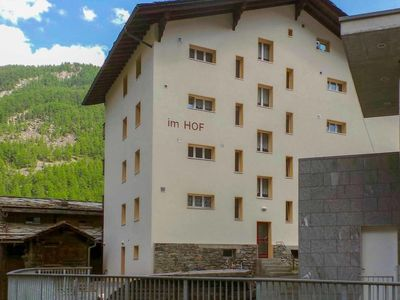 Photo for Apartment im Hof in Zermatt - 4 persons, 2 bedrooms