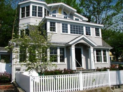 Photo for Glouscester, MA 4 BR w/ Full Kitchen, Fireplace & More!