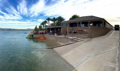 Photo for Luxurious Riverfront Home W/ Private Beach & Waterfront Bar
