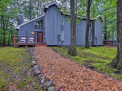 Photo for Lake Harmony Townhome- Walk to Jack Frost Mountain