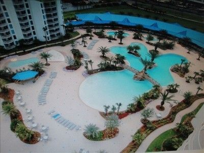 Photo for Villa right next to pool!!!!