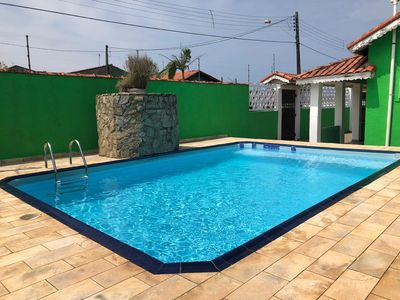 Photo for House with Pool - Beach Side