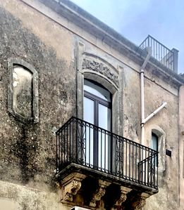 Photo for 1BD Jewel with Balcony Amidst the Majestic Baroque Splendor of Noto Sicily