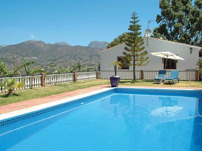 Photo for 3 bedroom villa with amazing views, BBQ, terrace, pool & free Wi-Fi
