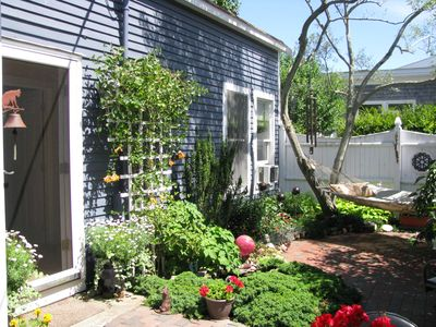Photo for Private, Free Standing Cottage, Steps To The Beach in PROVINCETOWN