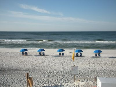 Photo for **Gulf-View**4BR**South of 30A**Just Steps to Beach**Pool/Jacuzzi**