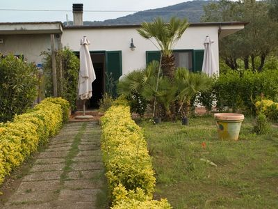 Photo for Villetta Fiore 4/6 Beds in Schiopparello with equipped outdoor area