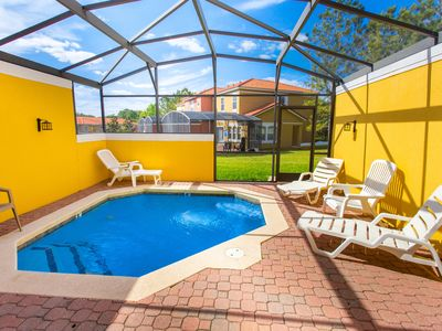 Photo for Superior Townhouse with Private Pool Minutes From Disney