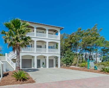 Photo for Paradise30A~Sand Seair, Private Pool, Gulf Views, Sleeps 18, 6-Seater Golf Cart, Newly Renovated