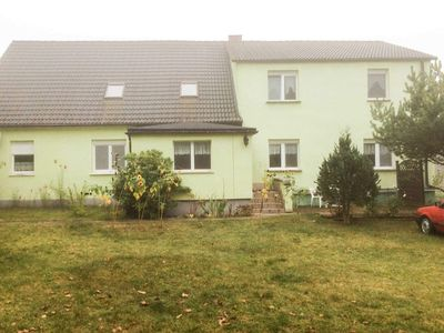 Photo for Apartment with 80 m² for up to 6 adults + 1 small. (up to 5 years) - apartment near Torgelow & Szczecin Lagoon in d. Ueckermünder Heath
