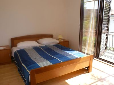 Photo for Apartment for 4 people with satellite TV - 70 meters to the sea