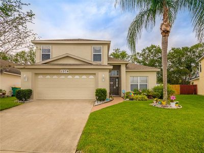Photo for 2579 Chatham Circle: 3 BR / 2.5 BA 3 bed 4 star poolhome in Kissimmee, Sleeps 8