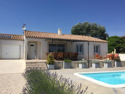Photo for Family house with pool in the countryside and near the city center