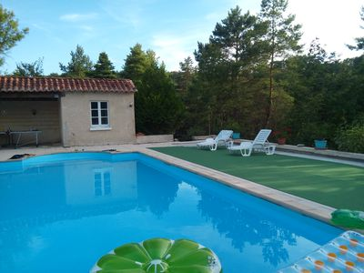 Photo for Large house in the countryside with pool in Dordogne near Perigueux