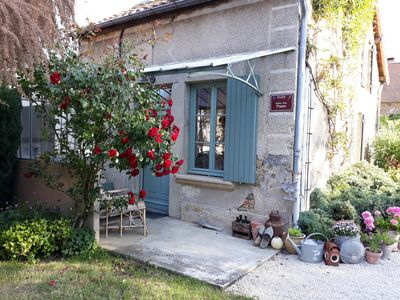 Photo for Cottage 4 people in the heart of Burgundy