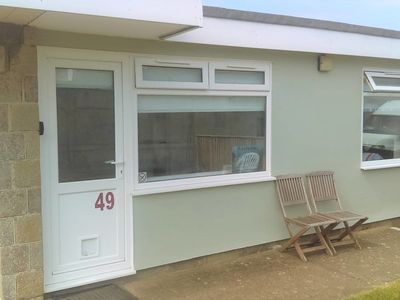 Photo for 49 Sandown Bay Holiday Centre
