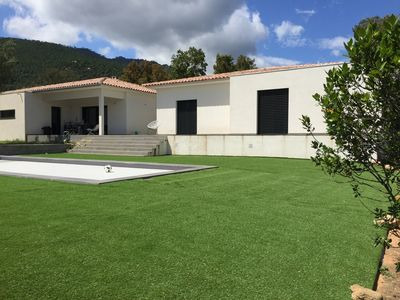 Photo for SUPERB MODERN VILLA IN THE HEART OF THE COUNTRYSIDE