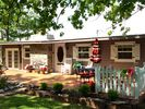 3BR Cabin Vacation Rental in Park Hill, Oklahoma
