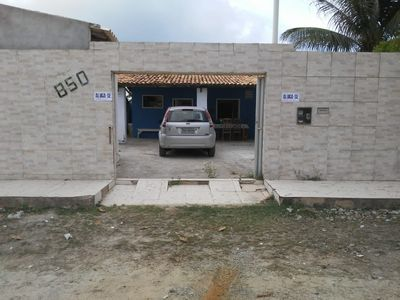Photo for House in front of the sea - 3 bedrooms, 1 suite - Praia do Jatobá