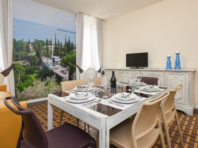 "Photo for APARTMENT ""4 - THE VITTORIALE"