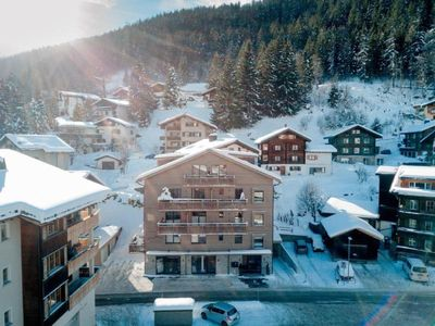 Photo for Holiday apartment Klosters for 2 persons - Holiday apartment in one or multi-family house