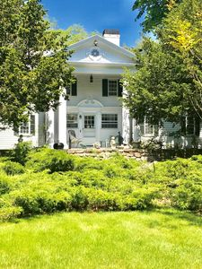 Photo for Park-like, historic Estate, minutes to beach