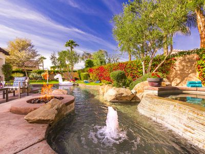 Photo for Desert Getaway in Private Gated Community | Mirage at Santa Rosa ❤ by AvantStay