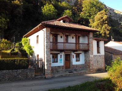 Photo for Holiday home between the sea and the mountains of Llanes