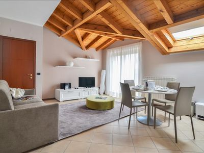 Photo for 1BR Apartment Vacation Rental in Arese