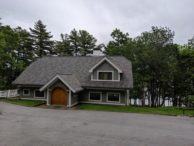Photo for Coastal Home on Muscongus Bay