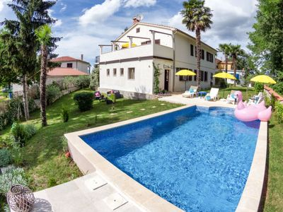 Photo for Vacation home Palma (MVN202) in Motovun - 8 persons, 3 bedrooms