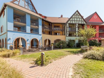 Photo for Charming apartment in the medieval village of Eguisheim