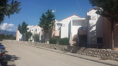 Photo for Fun and accommodation all in an apartment just a few steps from ZrceBeach