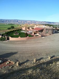 Photo for Southwestern Style Home which sits on a flattop mesa with beautiful views