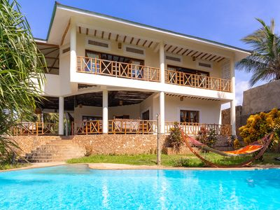 Photo for Private Villa Diani Beach with Ocean Views