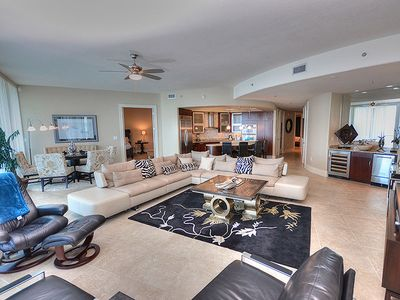 Photo for NEW Listing - Luxury Condo - Club Level - Bay Front - 1PM Check-in Option