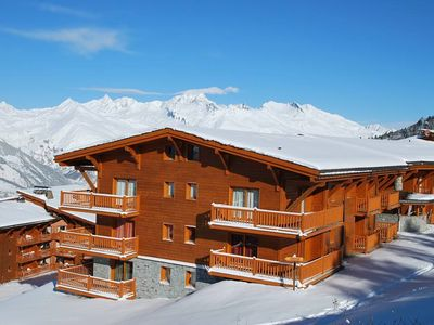 Photo for Les Arcs 1800 Very nice apartment in luxury cottage