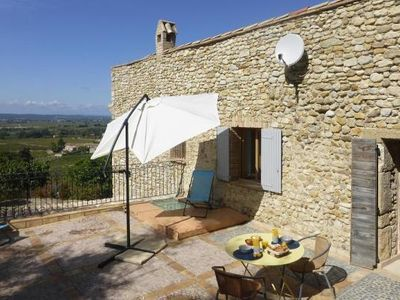 Photo for Holiday flat, Cairanne  in Vaucluse - 4 persons, 2 bedrooms
