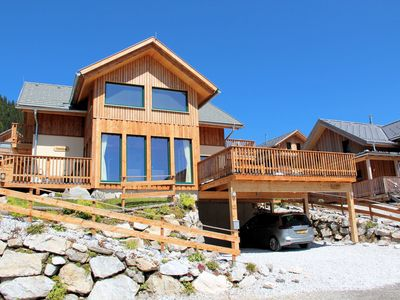 Photo for Detached luxurious chalet in the village of Hohentauern