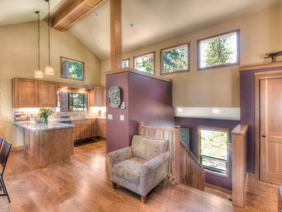 Photo for High End Dollar Point Home: Lake Views and Hot Tub