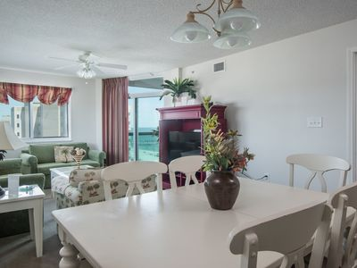 Photo for Laguna Keyes -  801 Beautifully decorated 2 bedroom condo overlooking the ocean!