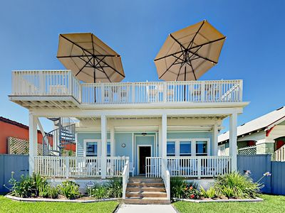 Exterior  - Welcome to Galveston! Your vacation rental is professionally managed and maintained by TurnKey Vacation Rentals.