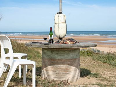 Photo for Vacation home Chez Lilo (SNT400) in Saint Laurent-sur-Mer - 6 persons, 2 bedrooms