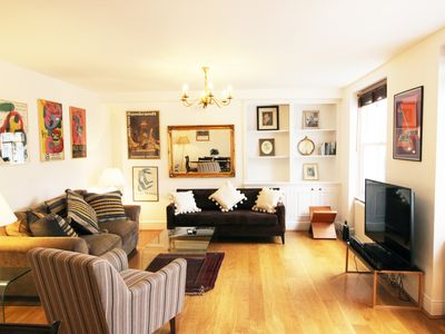 Photo for Beautiful two bedroom apt - High Street Kensington