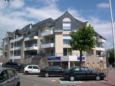 Photo for QUIBERON Grande Plage Port Maria / Beautiful apartment T2 of 33m to 50m from the beach