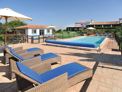 Photo for 9 bedroom Villa, sleeps 16 in Malhadais with Pool, Air Con and WiFi