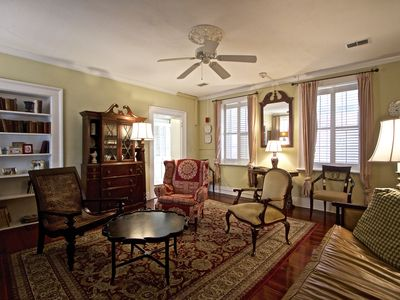 Photo for Charming 3BR unit in the heart of historic Charleston